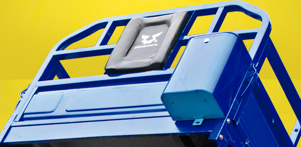 zongshen-motocicleta-furgón 200-tolva-levantada