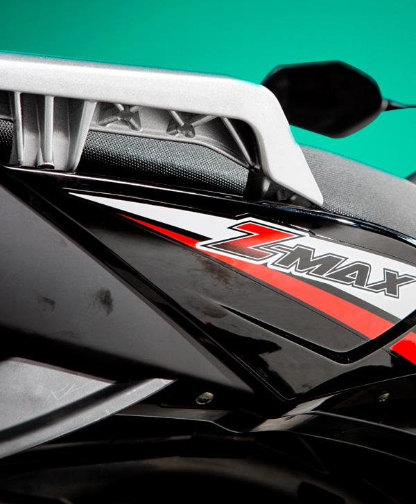 Zongshen-motocicleta-zmax-marca