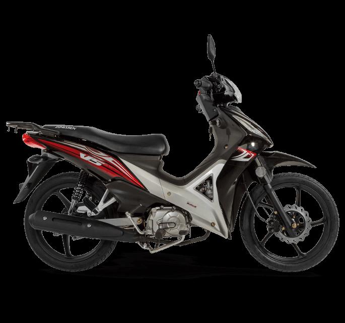 motocicleta-zongshen-V5-negra